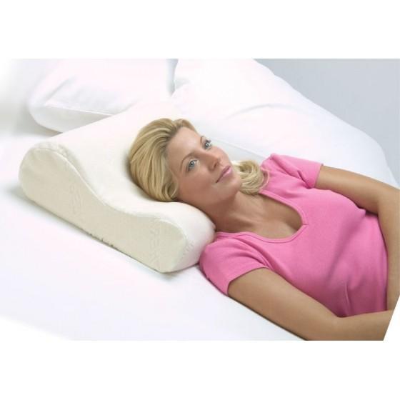Pigiausia viskoelastinė pagalvė