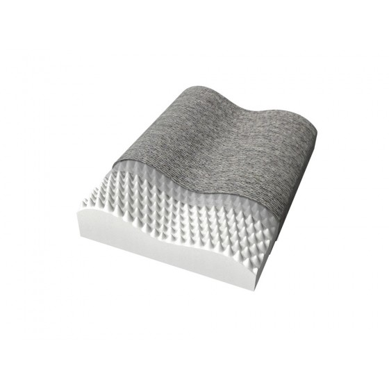 Ortopedinė viskoelastinė pagalvė MEDA
