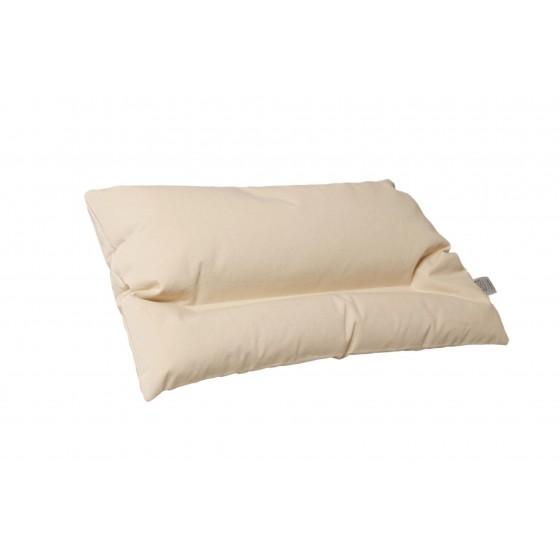 Grikių lukštų universali pagalvė