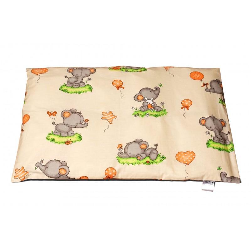Grikių lukštų pagalvėlė vaikiška 40x60 cm