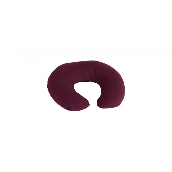 Grikių lukštų kelioninė pagalvėlė - apykaklė