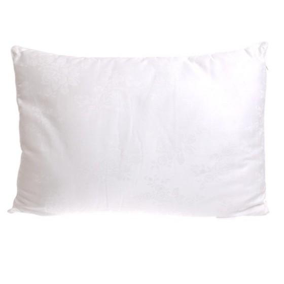 Natūralaus šilko pagalvė balta (100% šilko)