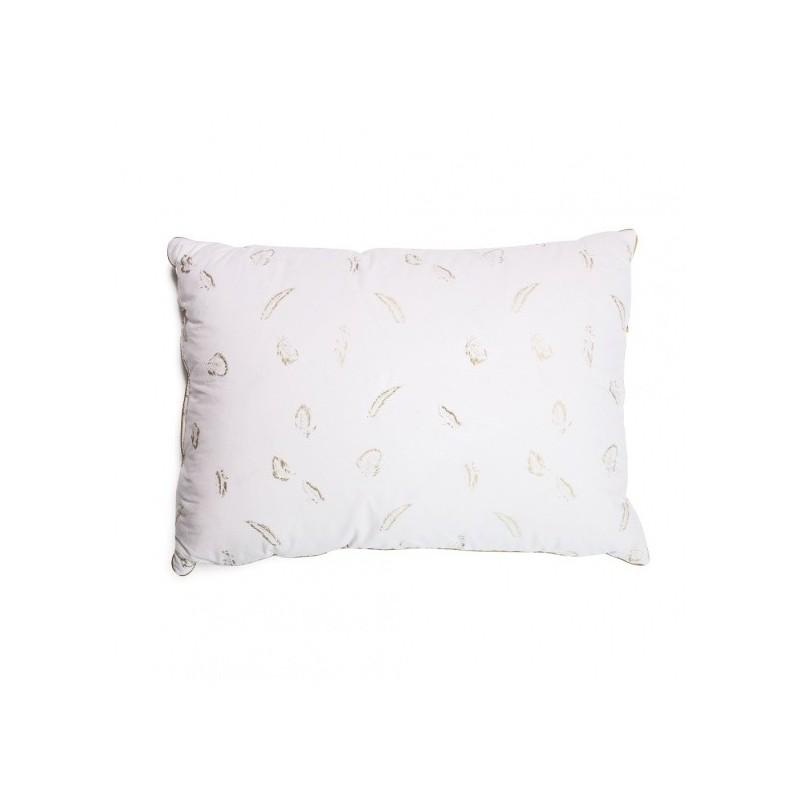Pūkų ir plunksnų 3 skyrių pagalvė