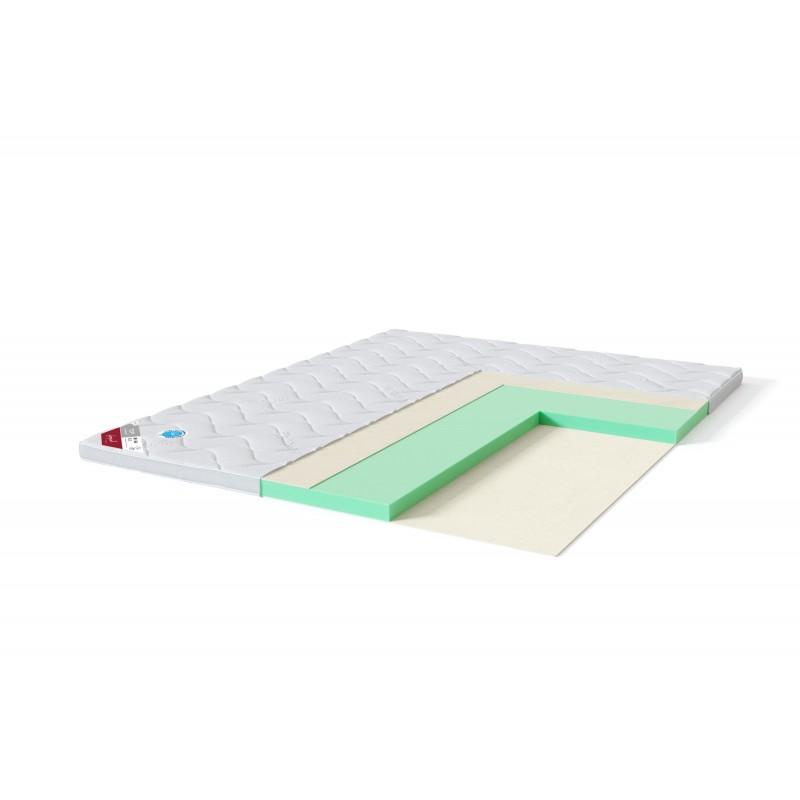 Antčiužinys Sleepwell TOP HR-FOAM Plus ~7 cm