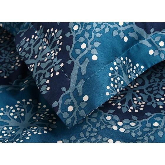 """Patalynės komplektas """"Berries of harmony blue"""" iš Dreamon kolekcijos"""