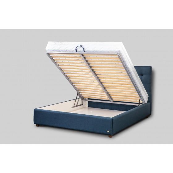 Tylūs ir tvirti dujiniai lovos amortizatoriai, užtikrinantys ilgaamžiškumą ir stabilų pagrindo pakėlimą.