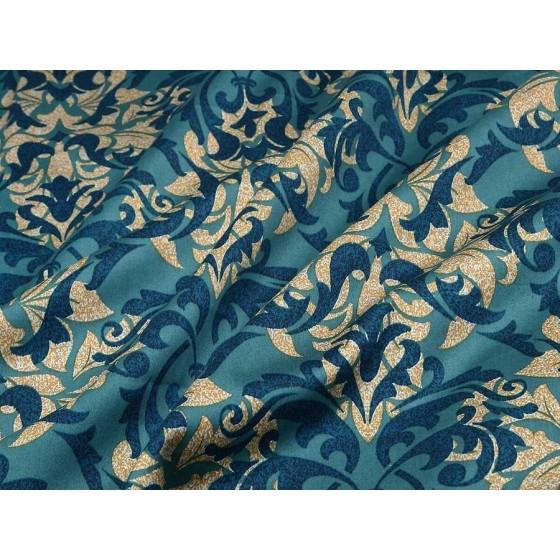 Patalynės komplektas Damask blue iš Dreamon kolekcijos