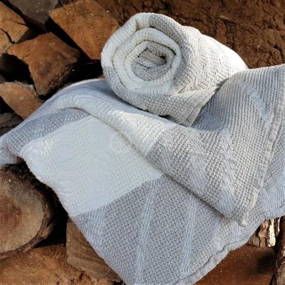 Lininis pirties rankšluostis