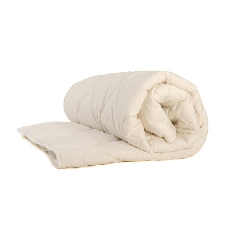 Antklodė su skalbiamu avių vilnos pluoštu Superwash 400 g/m2