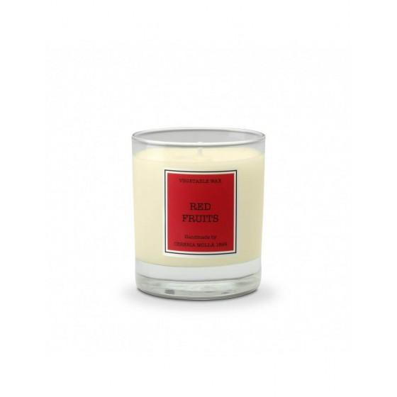 RED FRUITS kvepianti žvakė iš Cereria Molla 1899