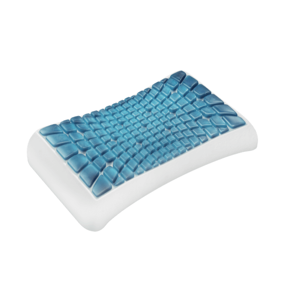 Anatominė pagalvė Technogel VIVE ANATOMIC CURVE - miegoimperija.lt