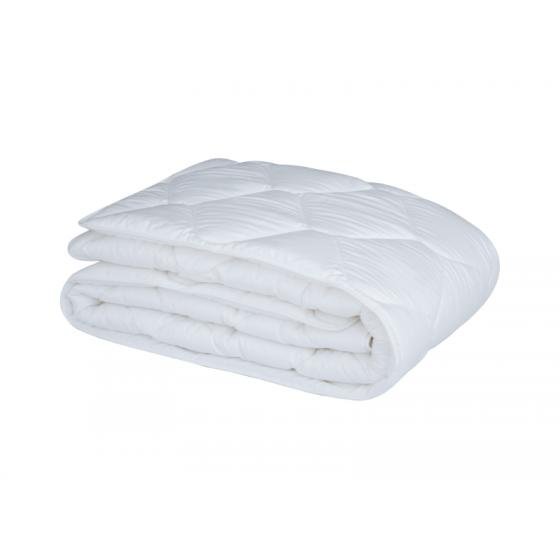 Antklodė balta, vidutinio...
