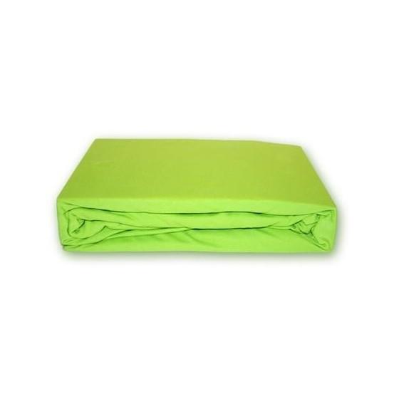 """Trikotažinė paklodė su guma (su """"sijonu"""")"""